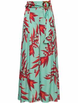 Patbo брюки палаццо с цветочным принтом CAL10270US