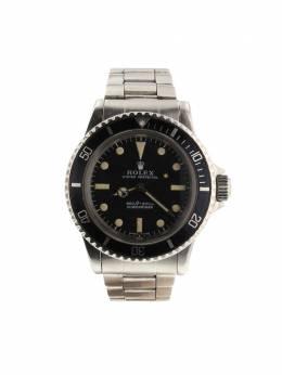 Rolex наручные часы Submariner 40 мм 1969-го года pre-owned 5513