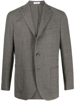 Boglioli однобортный пиджак N2902EBAS534