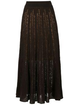 Cecilia Prado трикотажная юбка миди Mercedes 20037