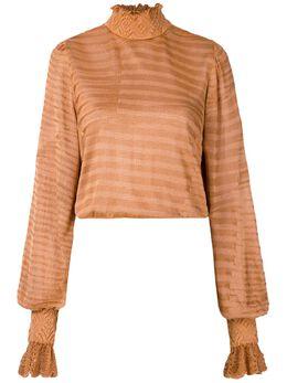 Cecilia Prado трикотажная блузка Naly 20059
