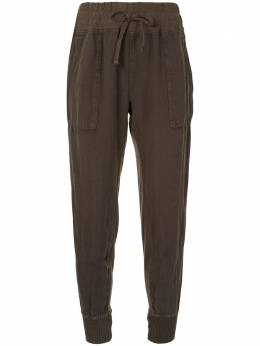James Perse брюки свободного кроя WCCL1788