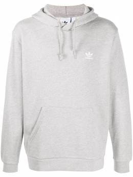 Adidas Originals толстовка с капюшоном FM9958FGREY