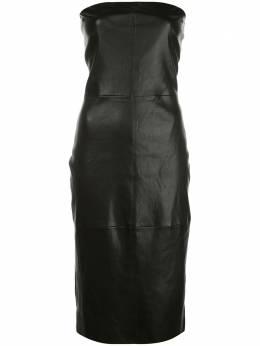 Rosetta Getty облегающее платье 1320897299