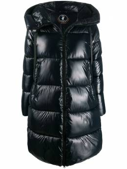 Save The Duck D4551W LUCKY00001 padded coat D4551WLUCKY