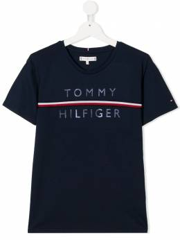 Tommy Hilfiger Junior футболка с логотипом KG0KG05257