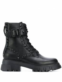 Ash ботинки Lewis Stud в стиле милитари LEWISSTUDS02