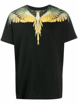 Marcelo Burlon County Of Milan футболка с принтом CMAA018F20JER0011016