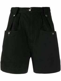 Isabel Marant Etoile шорты с карманами SH035820A030E