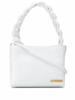 Jacquemus маленькая сумка-тоут Le Noeud 203BA11203310100
