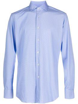 Xacus рубашка с узором 558ACTIVE11460
