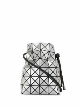 Bao Bao Issey Miyake сумка с геометричным узором и кулиской BB08AG53291