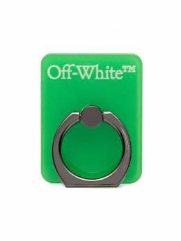 Off-White брелок с логотипом OWZG037E20PLA0015501