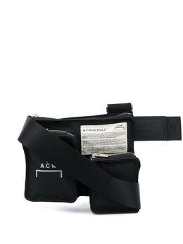 A-Cold-Wall* поясная сумка с карманами ACWUG025