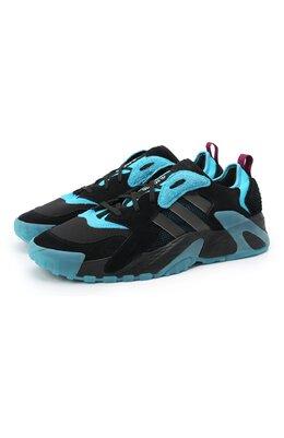 Комбинированные кроссовки Streetball Low Adidas Originals FW1216