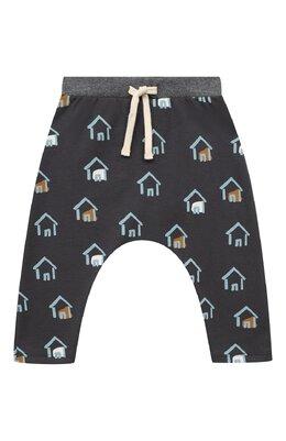 Хлопковые брюки Sanetta 10135