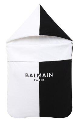Хлопковый конверт Balmain 6N0910/NX690