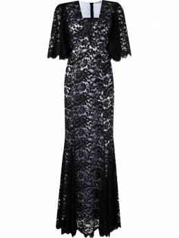 Martha Medeiros lace maxi dress IN16VE89