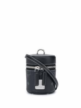 MCM мини-сумка с логотипом MWRAACG03