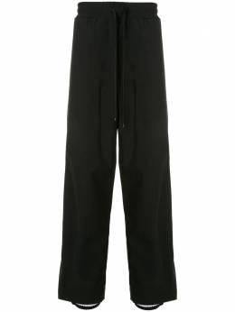 Maison Mihara Yasuhiro брюки с застежкой на кнопках A05PT602