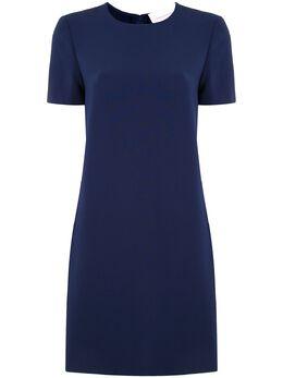 Carolina Herrera платье с короткими рукавами P2011N562SFR