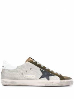Golden Goose кеды Superstar GMF00101F00037080329