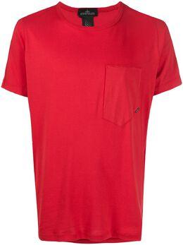 Stone Island Shadow Project футболка с графичным принтом 731920110