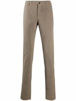 Incotex узкие брюки чинос 1W00304539Y
