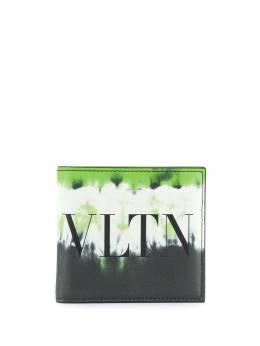Valentino Garavani кошелек с принтом тай-дай и логотипом VLTN UY2P0654JCM