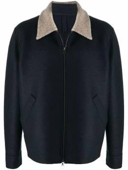 Harris Wharf London двусторонняя куртка C9341MLKW