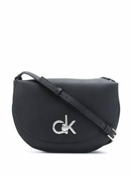 Calvin Klein сумка через плечо Re-Lock с логотипом K60K606678