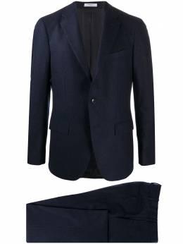 Boglioli костюм-двойка с однобортным пиджаком Y12C2ABMC030