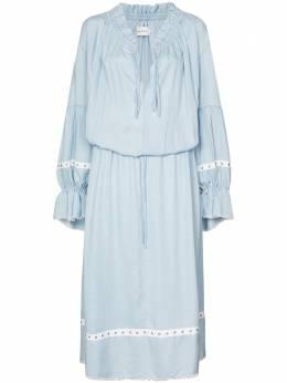 Marques'Almeida платье-трапеция длины миди PRE20DR0008DNC