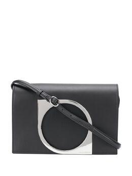 Paco Rabanne сумка на плечо с откидным клапаном 20ASS0189CLF050