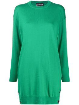 Boutique Moschino платье-джемпер J04975800