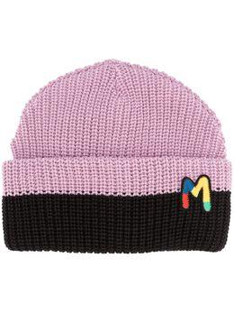 M Missoni шапка бини с вышитым логотипом CPCKWMM0009
