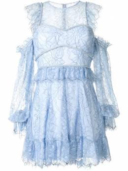 Alice Mccall платье мини Found You AMD32118CORNFLOWER