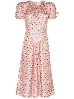 The Marc Jacobs платье The '40s с принтом V5000079