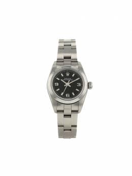 Rolex наручные часы Oyster Perpetual Lady pre-owned 25 мм 1998-го года 340444