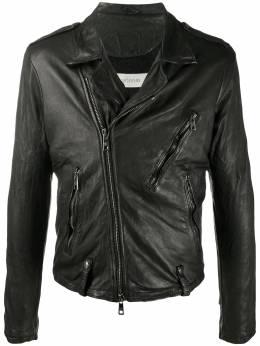 Giorgio Brato байкерская куртка GU21F9290V
