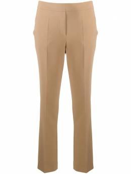 Luisa Cerano прямые брюки средней посадки 6281962056