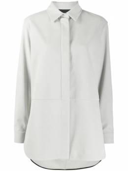 Jil Sander рубашка оверсайз JSWP605005WP590300