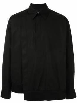 Wooyoungmi рубашка Divided с длинными рукавами W203SH13BLACK