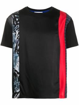 Koche футболка с контрастными полосками SK2GC0007S20184