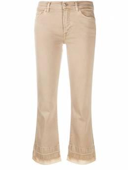 7 For All Mankind укороченные джинсы bootcut Illusion JSYRV500SA
