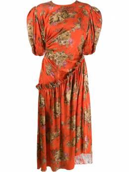 Preen By Thornton Bregazzi платье Ophelie со сборками 163