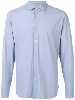 Corneliani поплиновая рубашка 86P0780811479