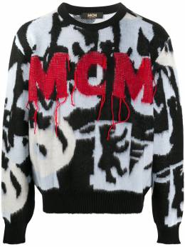 MCM свитер с логотипом MHEAAMM04