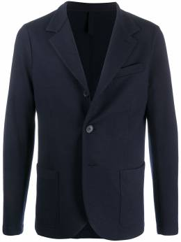 Harris Wharf London твиловый пиджак C8P41MYMT