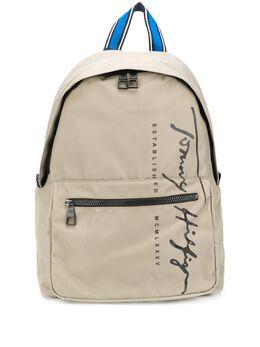 Tommy Hilfiger рюкзак на молнии с логотипом AM0AM06394